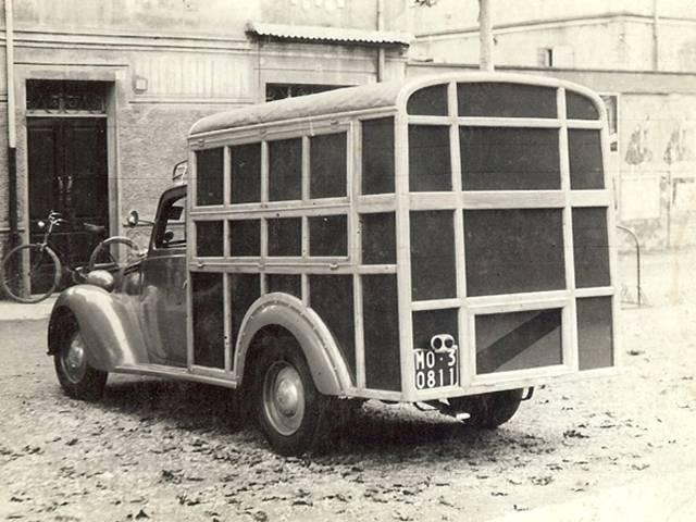 , CHI SIAMO, Ariani carrozzeria Carpi